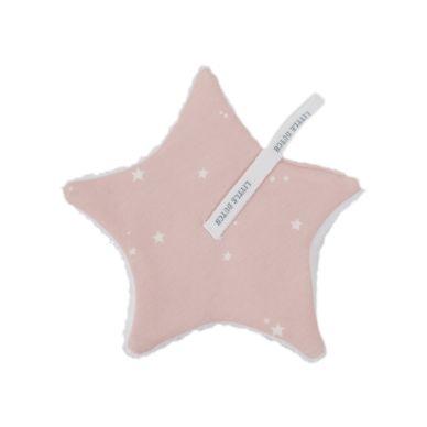Little Dutch Schnullertuch Little Stars Pink