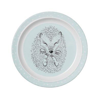 Bloomingville Melamin-Teller Casey Hedgehog