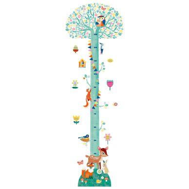 Djeco Messlatte Sticker Blossoming Tree