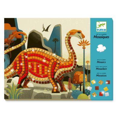 Djeco Mosaik Dinosaurs