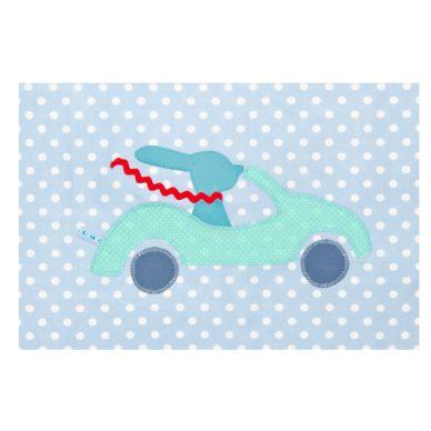 Lottas Lable Decke Auto