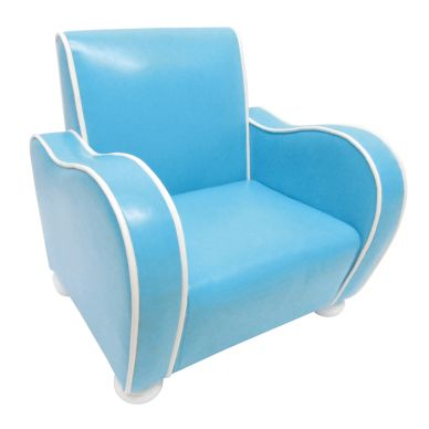 JaBaDaBaDo Kinder Lounge-Sessel Hellblau