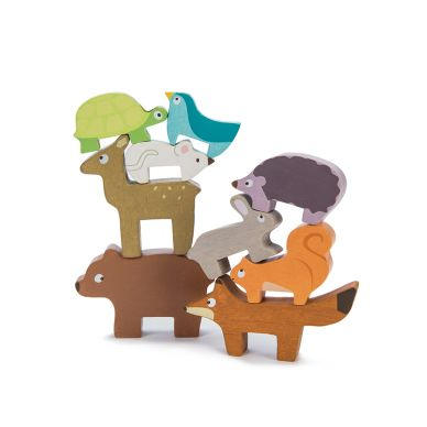 Le Toy Van Stapelspiel der Waldtieren