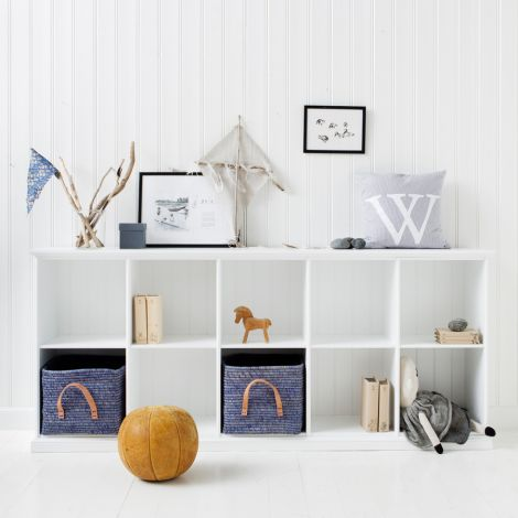 Oliver Furniture Regal Seaside mit 10 Fächern