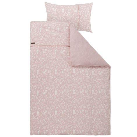 Little Dutch Bettbezug Adventure Pink 100x140