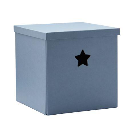 Kids Concept Aufbewahrungsbox Star Blau