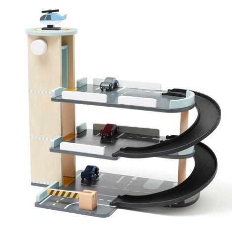 Kids Concept Parkhaus 3-stöckig Aiden