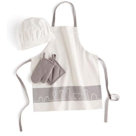 Kids Concept Kochschürze und Zubehör Bistro
