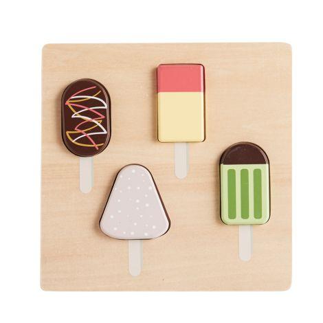 Kids Concept Puzzle Eis Bistro