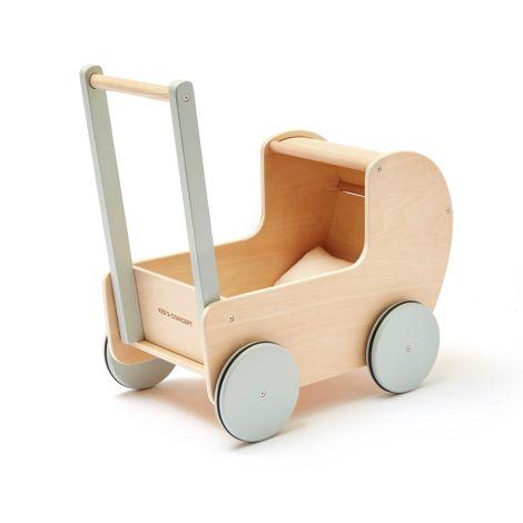 Kids Concept Puppenwagen Natur