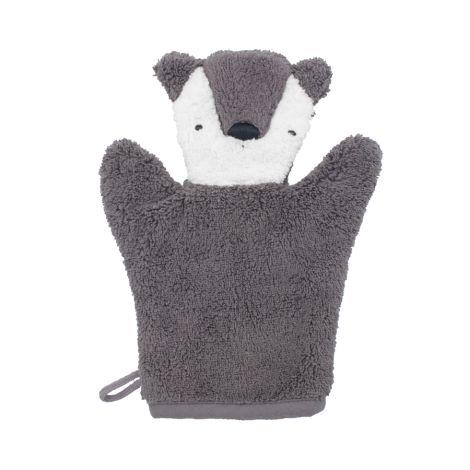 Sebra Waschhandschuh Milo der Bär