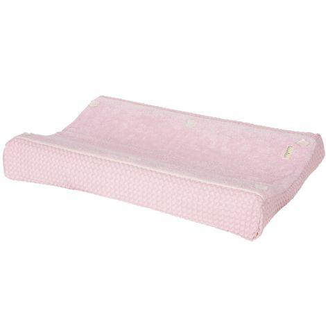 Koeka Bezug für Wickelunterlage Amsterdam Old Baby Pink