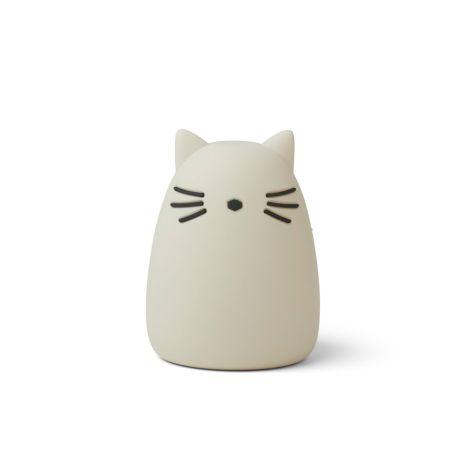LIEWOOD Nachtlicht Winston Cat Sandy