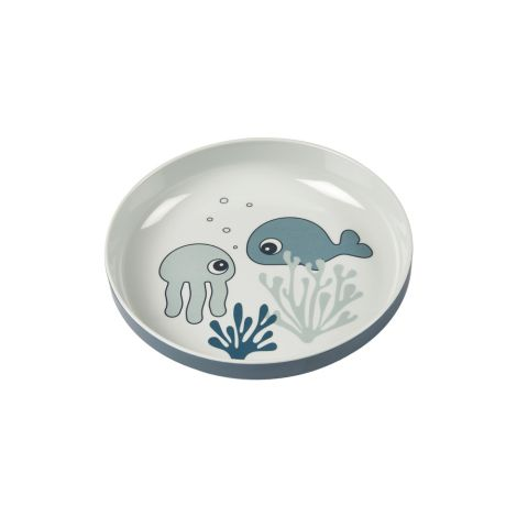 Done by Deer Teller Yummy Mini Sea Friends Blau