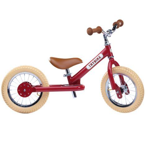 Trybike Laufrad Steel Vintage Red