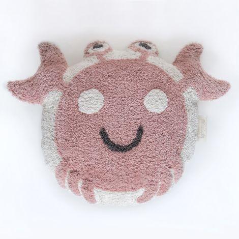 Minividuals Kissen Krabbe
