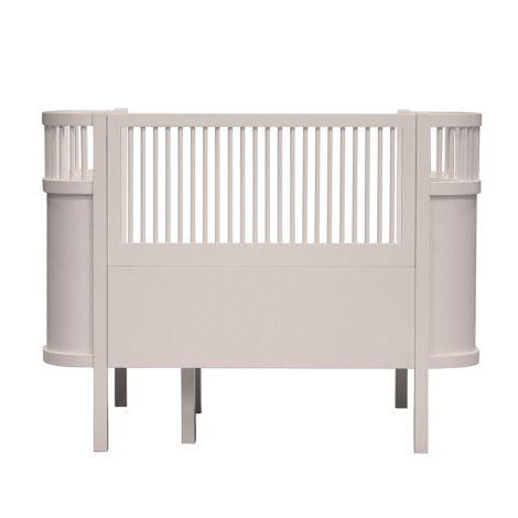 Sebra Bett Baby & Junior Birchbark Beige