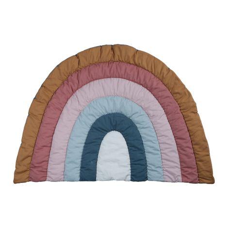 Fabelab Spieldecke Rainbow Bio-Baumwolle