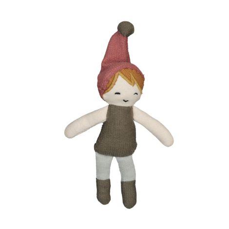 Fabelab Püppchen Pocket Friend Elf Boy Bio-Baumwolle