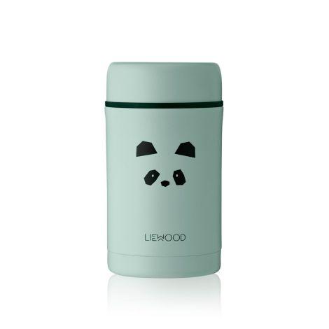 LIEWOOD Thermo-Behälter Bernard Panda Peppermint