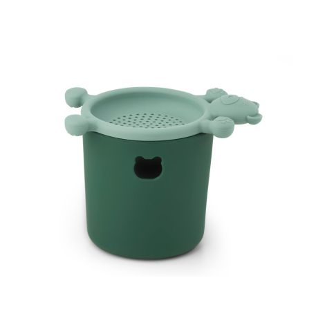 LIEWOOD Sandspielzeug Bastian Mini-Set Garden Green Mix
