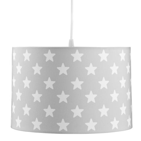 Kids Concept Deckenlampe Star Grau