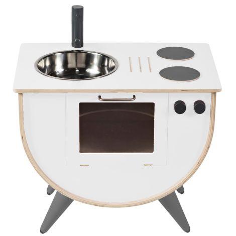 Sebra Spielküche Classic White •