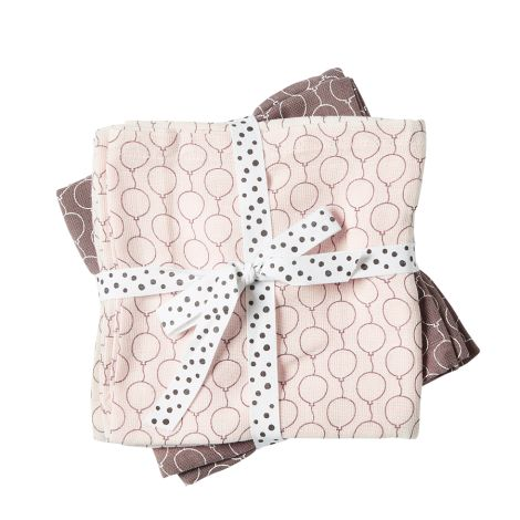 Done by Deer Tuch Swaddle Balloon Powder 2er-Set