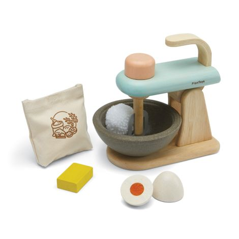 PlanToys Küchenmaschinen Set