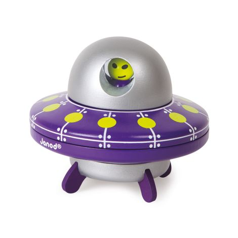 Janod Magnetbausatz Ufo
