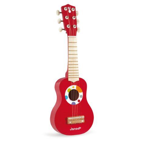 Janod Meine Erste Gitarre  Confetti