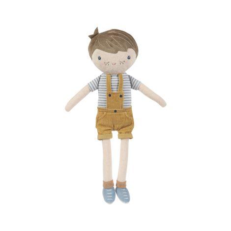 Little Dutch Kuschelpuppe Jim 35 cm