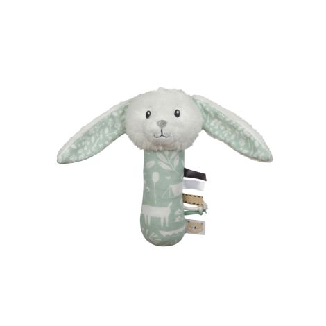 Little Dutch Greifling Mit Rassel Hase Adventure Mint