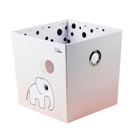 Done by Deer Aufbewahrungs-Box Happy Dots Powder