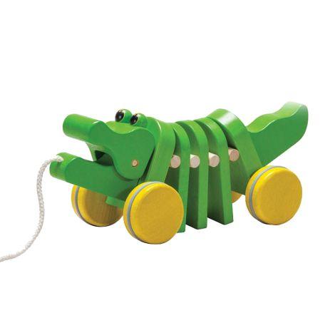 PlanToys Tanzendes Krokodil