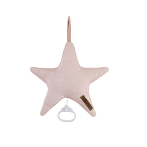 Little Dutch Spieluhr Stern Little Stars Pink