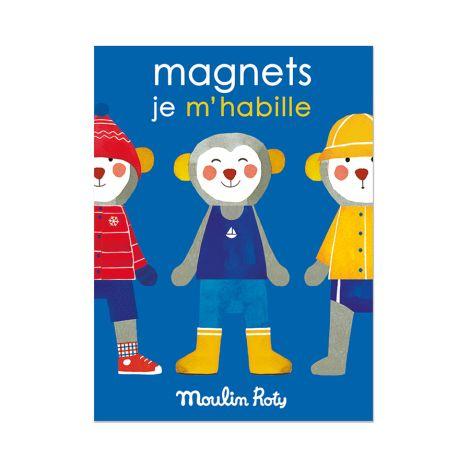 Moulin Roty Magnetfiguren Popipop