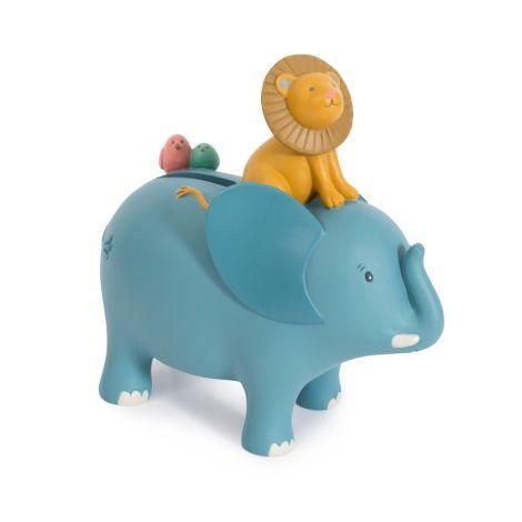 Moulin Roty Spardose Elefant