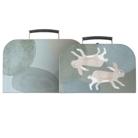 Sebra Kofferset Arctic Animals 2er-Set