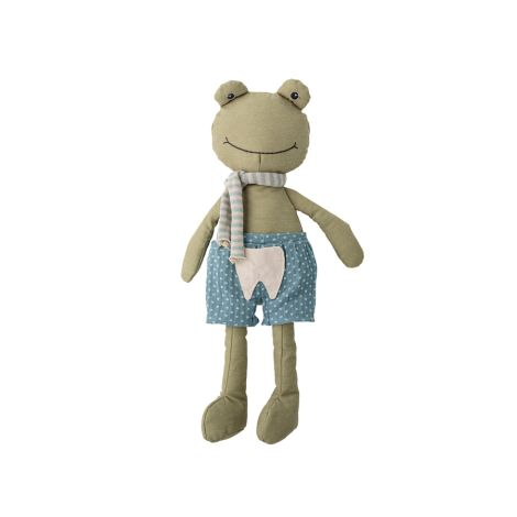 Bloomingville Stofftier Frosch Freddy the tooth fairy