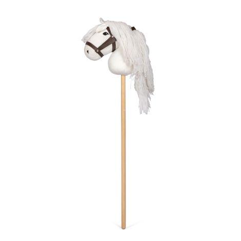 by ASTRUP Hobby Horse Steckenpferd White