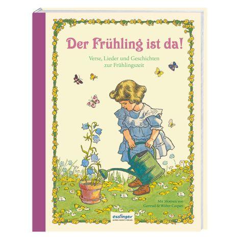 Der Frühling ist da, Gertrud Caspari