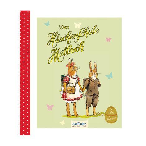 Die Häschenschule - Malbuch