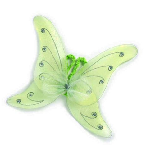 Kostüm Feenflügel Grün