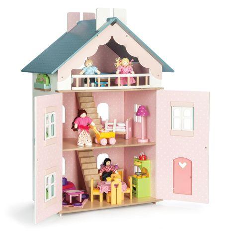 Le Toy Van Spielhaus La Maison De Juliette