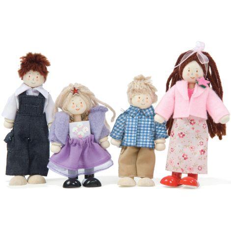 Le Toy Van Holzpuppen-Set Familie