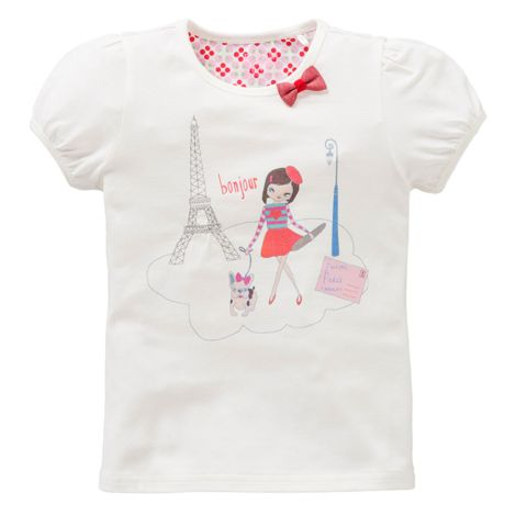 Room Seven T-Shirt Ti/Paris
