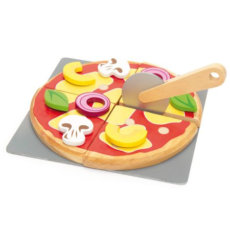 Le Toy Van Pizza backen