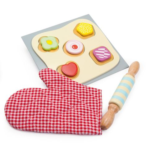 Le Toy Van Pläzchenbacken Cookie Set