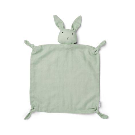 LIEWOOD Schmusetuch Agnete Rabbit Dusty Mint